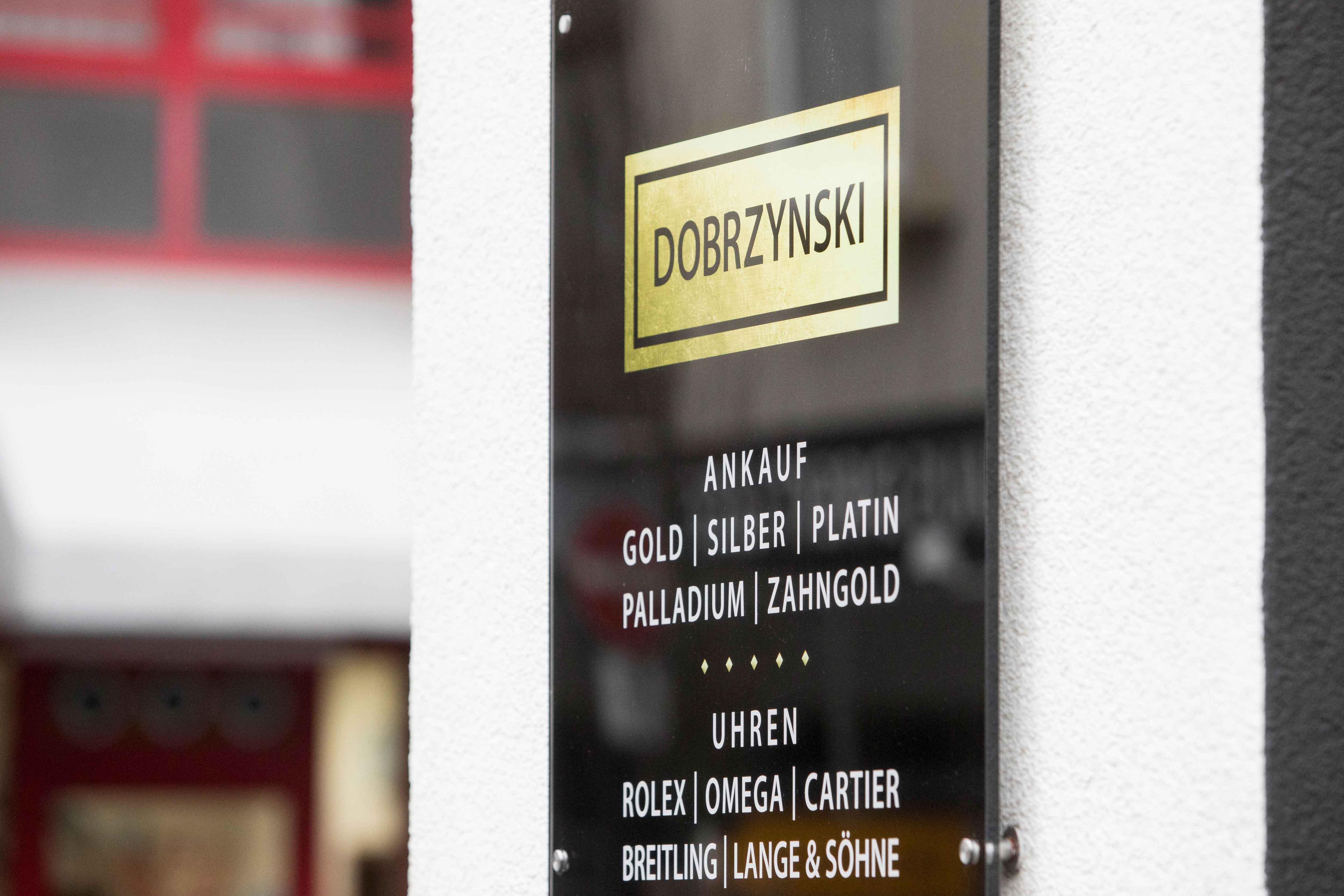 Dobrzynski Leihhaus Mannheim Goldankauf